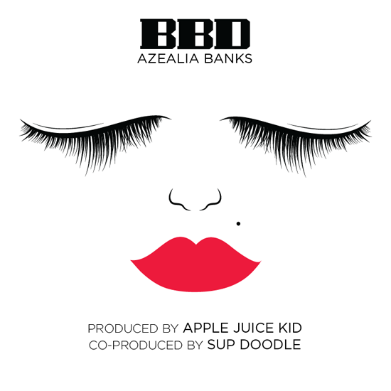Azealia Banks BBD Artwork