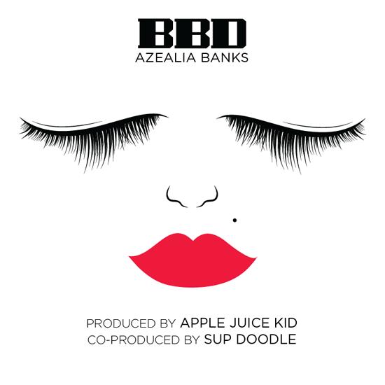 Azealia Banks BBD Artwork