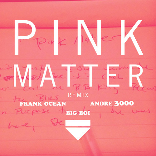 Pink Matter Cover